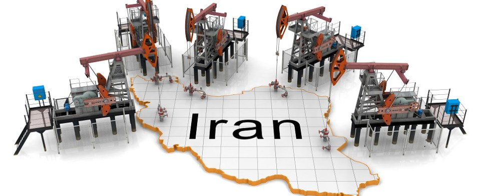 reimposition of Iran sanctions would reduce oil shipments of export cargo and import cargo in international trade.