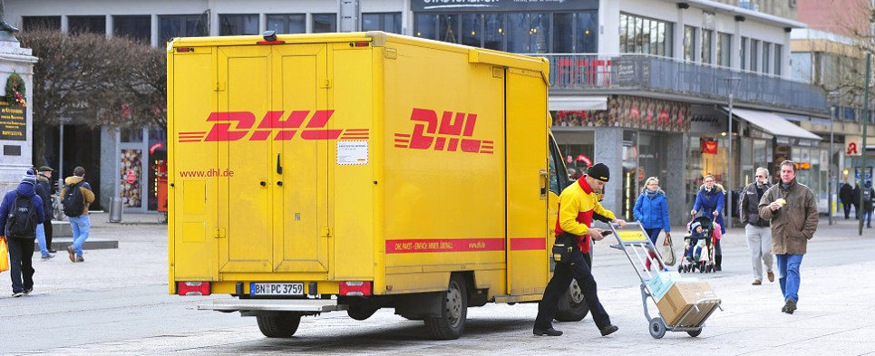 DHL was to deliver to KFC shipments which may or may not have been of export cargo and import cargo in international trade.