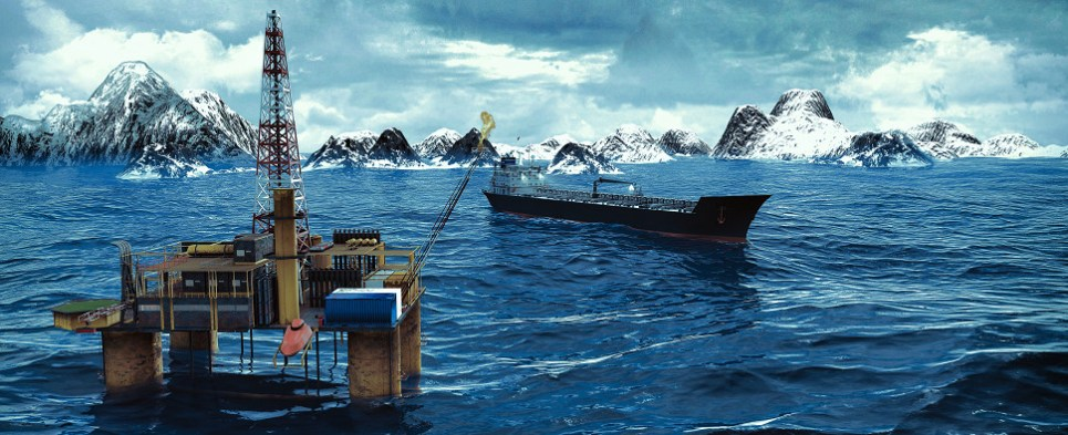Arctic shipping routes are attracting more shipments of export cargo and import cargo in international trade.