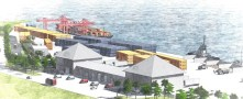 Project will allow Bermuda to handle more shipments of export cargo and import cargo in international trade.