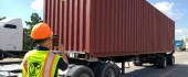 Software helps document damage to container shipments of export cargo and import cargo in international trade.