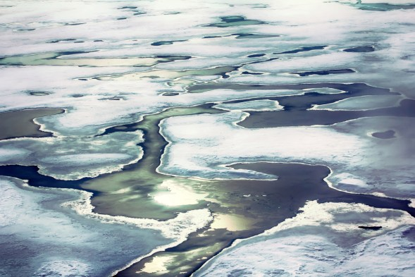 More shipments of export cargo and import cargo in international trade are traniting the Arctic.