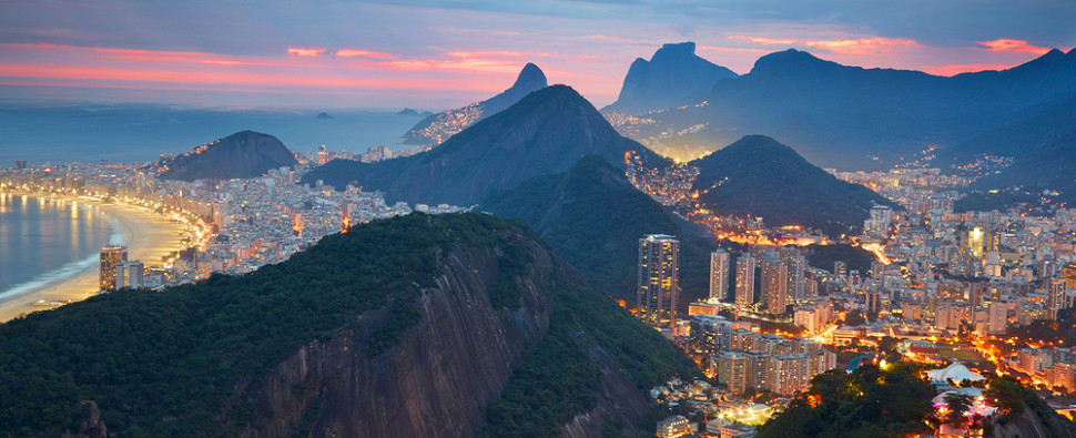 Companies want more shipments of export cargo and import cargo in international trade with Brazil.