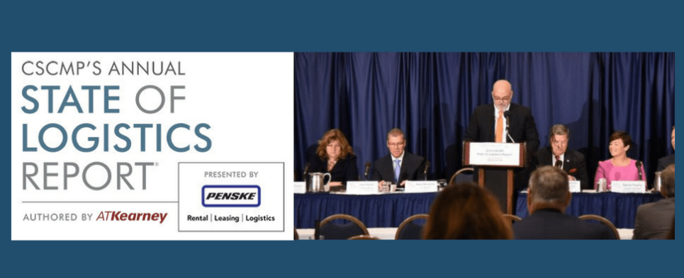 """This year's report is titled """"Steep Grade Ahead""""; here is a preview of the key highlights from the 29th State of Logistics Report®"""