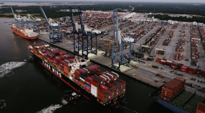 south carolina ports authority