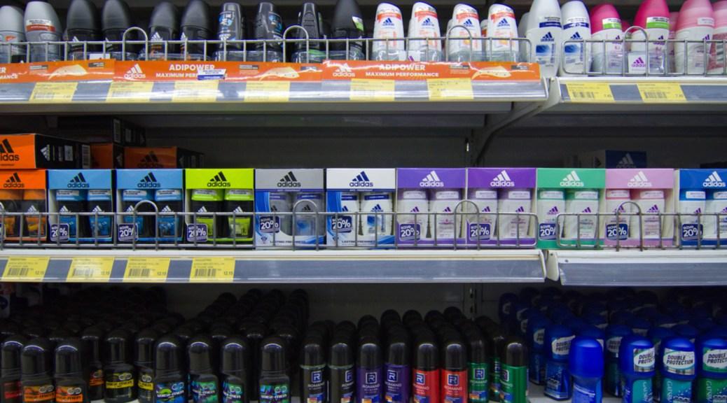 global deodorant