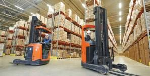 supply chain employee