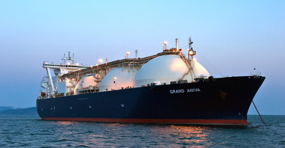 LNG supply chain