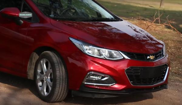 What are the Unique Features on 2019 Chevrolet Cruze LS