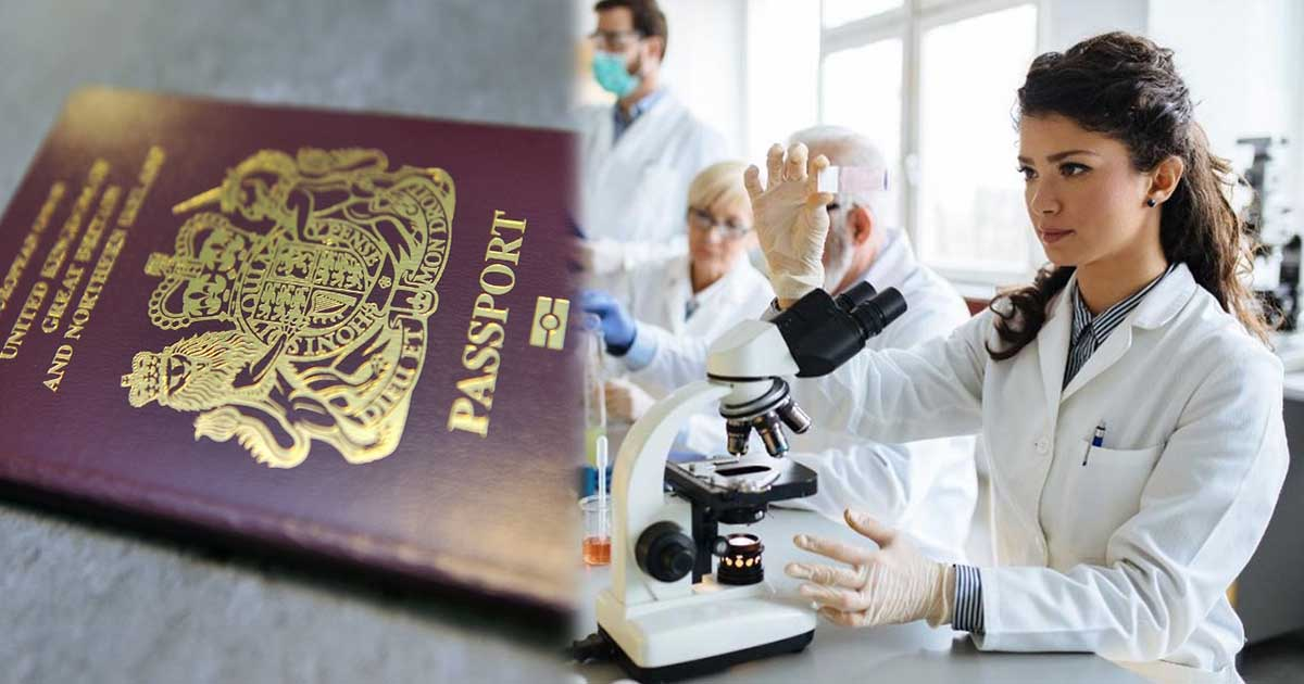 Britain Offers Unlimited Visas For Researchers And Scientists