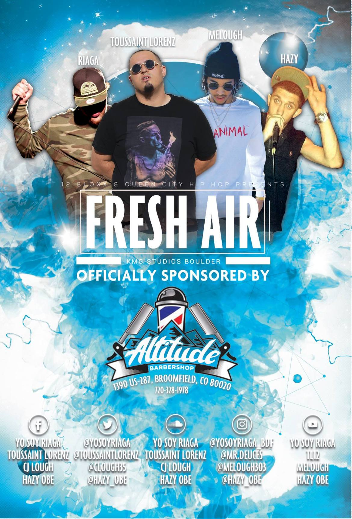 Fresh Air Flyer