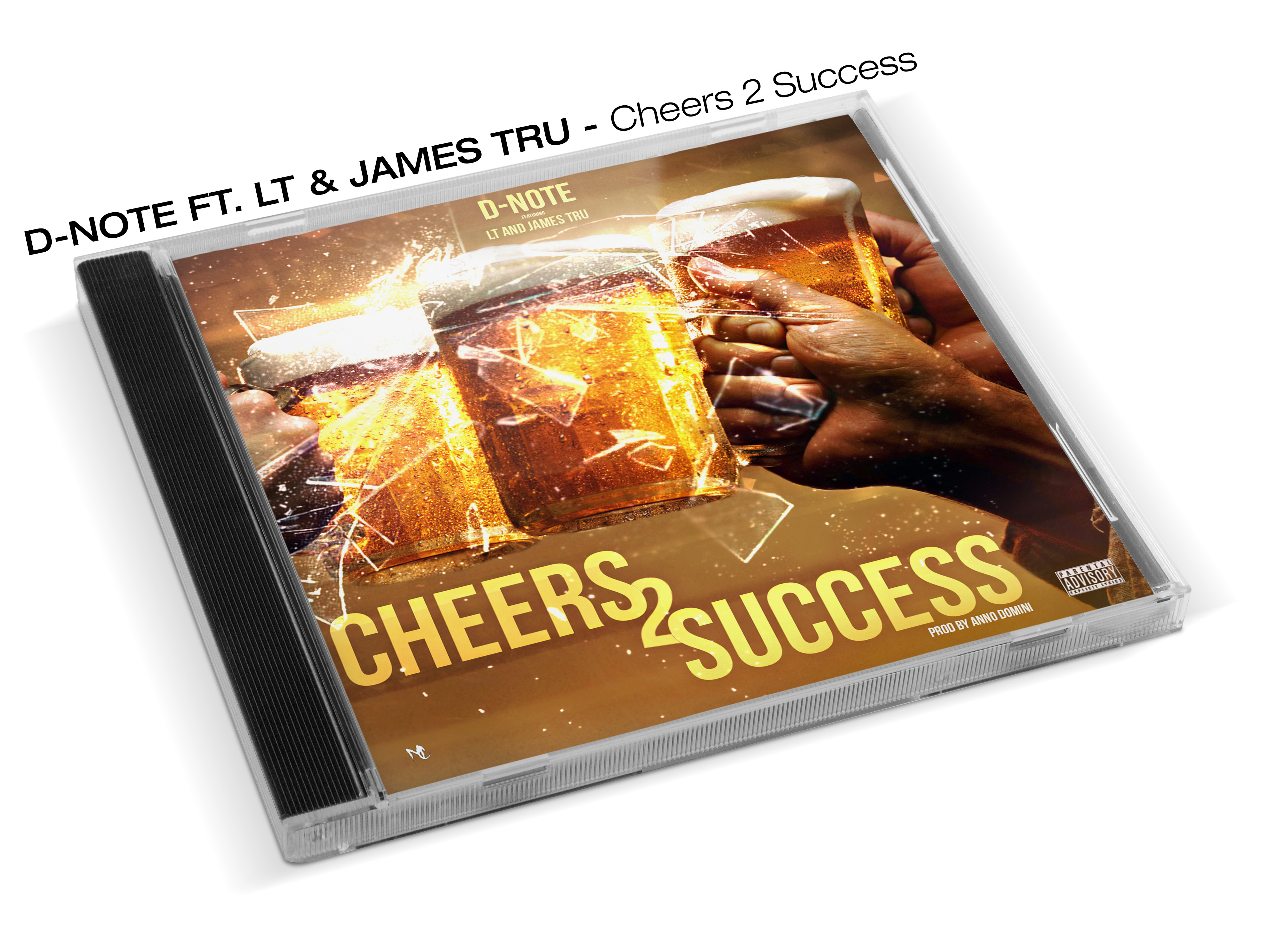 Cheers To success CD