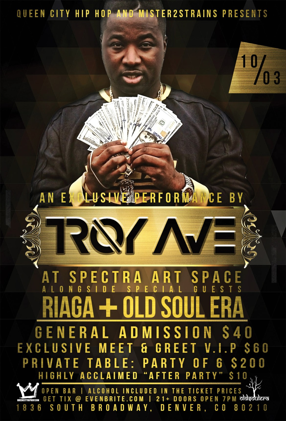 troy ave flyer