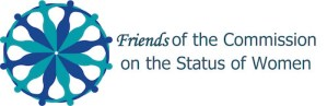 Friends of the Commission of the Status of Women Logo
