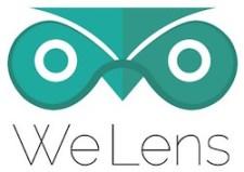 We Lens Logo