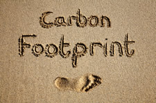 How Big Are Your Feet? Use the Ecological Footprint Calculator from Refinding Progress to find out.