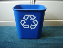 Recycling makes business sense