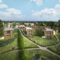Zero carbon building comes to Great Britain