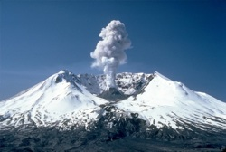 Despite rumors and arguments to the contrary, greenhouse gas emissions from volcanoes comprise less than one percent of those generated by today's human endeavors.