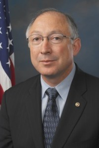 Secretary of Interior Ken Salazar