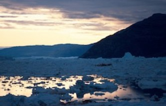 New research shows an increased rate of ice melt of the Greenland ice sheet