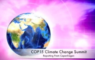 COP15, Copenhagen - The Whole World is Watching