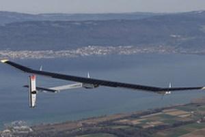 Solar Impulse takes flight