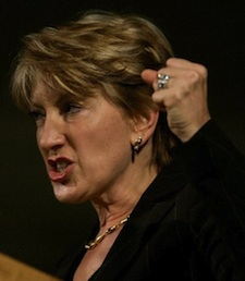 Carly Fiorina uses the terrorist card for political gain