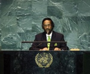 Pressure mounts for IPCC Chair Rajendra Pachauri to resign