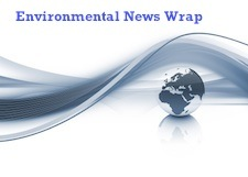 The lates environmental news headlines