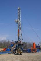 One of thousands of natural gas well drilled in Pennsylvania in a single year. Is diesel in the fracking fluid?