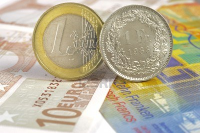 euro swiss franc