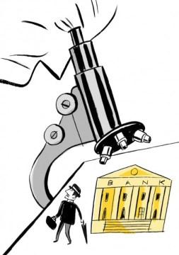 bank scrutiny
