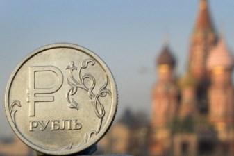 russian ruble rebound
