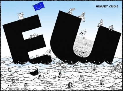 EU sinking
