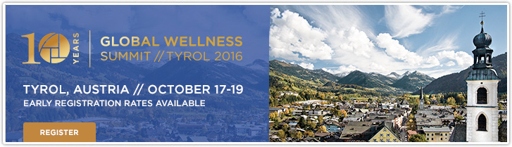 Global Wellness Summit 2016