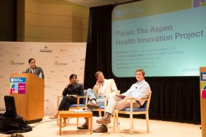 Aspen Institute Panel: Promoting Innovation