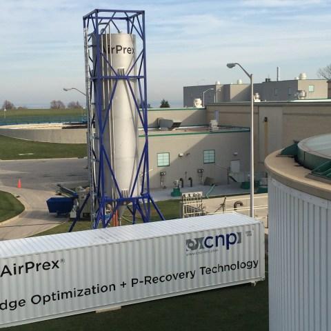 CNP AirPrex Pilot Plant