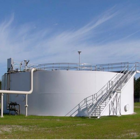 Legacy Circular Factory Field-Erected Wastewater Treatment Systems