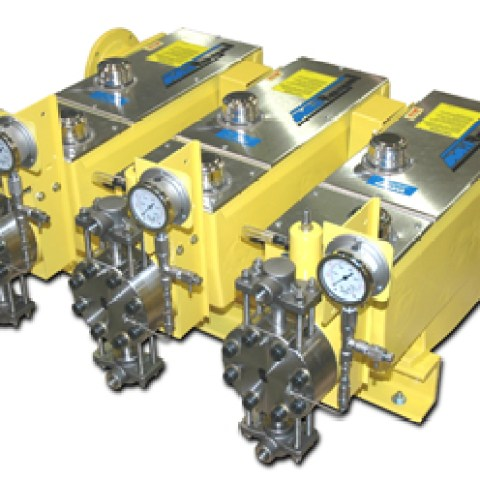 MILROYAL® Series Metering Pumps