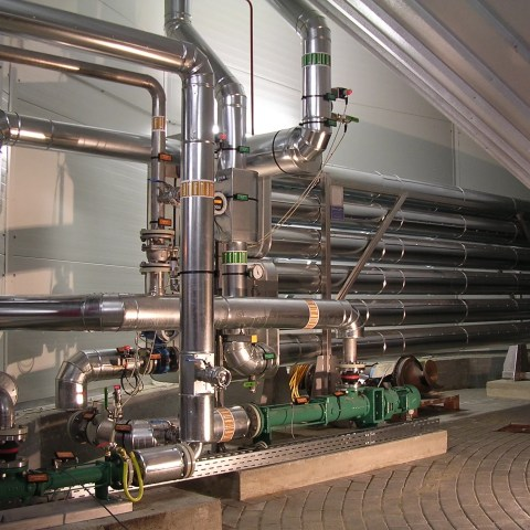 CNP PONDUS Heat Exchanger