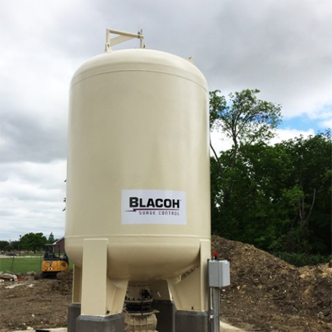 Blacoh Surge Tanks
