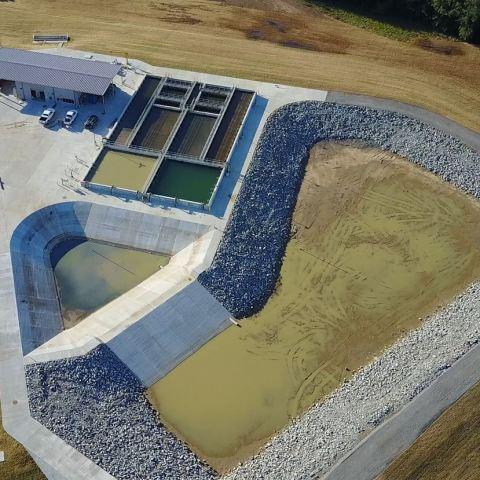 Aero-Mod - Stigler, Oklahoma Wastewater Plant