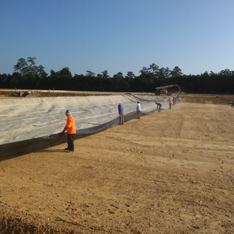 Raven State Fish Hatchery Pond Liner - Picture 2