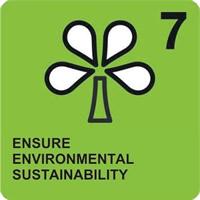 Goal 8: Ensure Environmental Sustainability