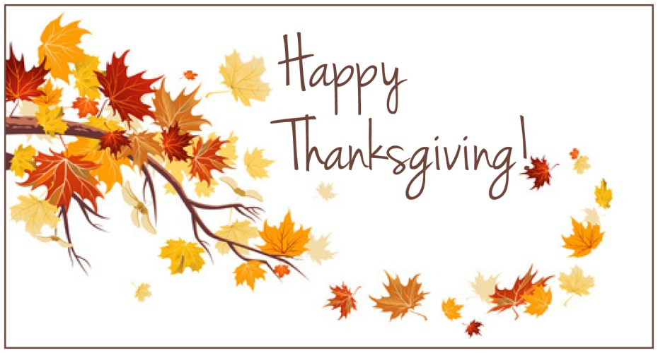 A Happy Thanksgiving from Global Woman P.E.A.C.E. Foundation