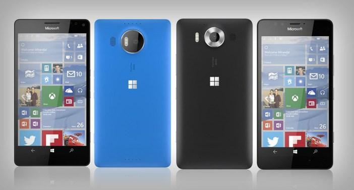 Nokia 950 y 950 XL evleaks