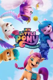 My Little Pony: A New Generation 2021 Full Movie