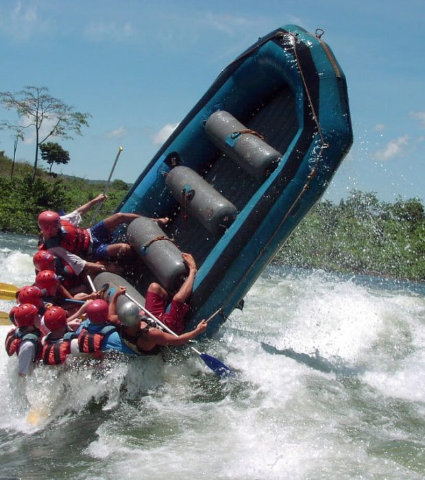 Globetrotters Travel and Tours Uganda Safaris Jinja Rafting Safari 2