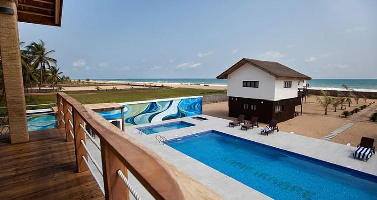 kamp ikare beach resort